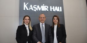 Kaşmir Almanya'da boy gösterdi
