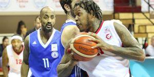 Çekişmeli maçın galibi Gaziantep Basketbol