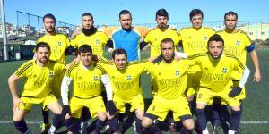 Derbinin galibi Camcıoğlu 2 – 0