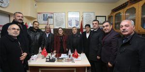 Gaziantep'li Muhtarlarda Yeni Dönem