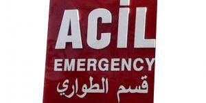 Sığınmacılara Arapça uyarı
