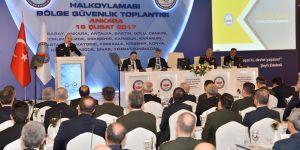 Ankara'da toplandılar