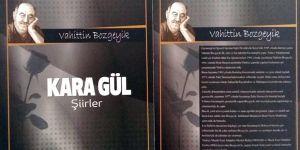 Bozgeyik'in 'Karagül' kitabı yeniden basıldı
