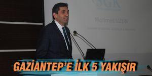Gaziantep'e ilk 5 yakışır