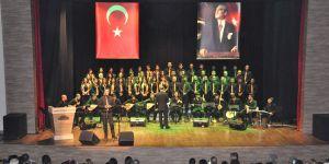 Anadolu'dan inciler alkışlandı