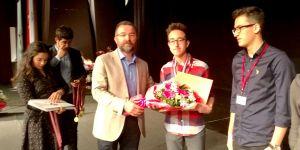 TÜBİTAK Kimya projesine ödül