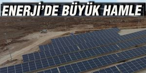ENERJİ'DE BÜYÜK HAMLE
