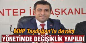 MHP Taşdoğan'la devam