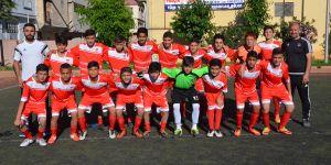 Miniklerin şampiyonu Gaziantepspor