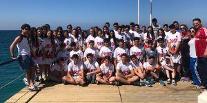 GKV'nin TEOG Şampiyonları Spor Eğitim Kampında