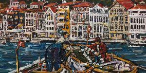 SANKO Sanat Galerisi'nde koleksiyon sergisi