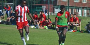 Gazişehir iyi yolda 1-1