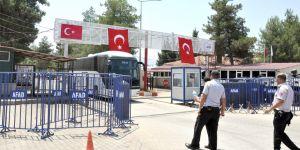 Sığınmacılar gönderildi