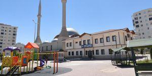 Akkent'e sosyal tesis