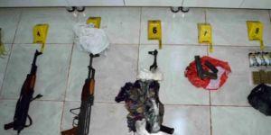 Teröristlerin evinden FETÖ yayınları çıktı