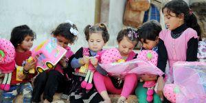75 ayda, 224 bin Suriyeli bebek doğdu