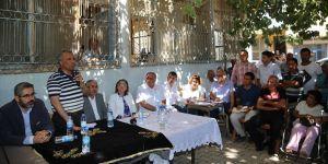 Şahin Nizip'te sorunları dinledi