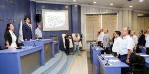 Meclis üyeleri Mescidi Aksa yolcusu