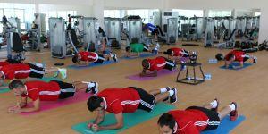 Gazişehir Gaziantep yeni sezon hazırlıklarını sürdürüyor