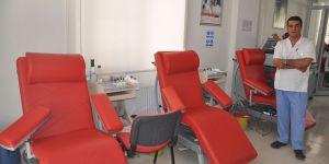 Kızılay kan bağışçılarını bekliyor