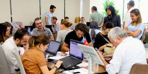 Kalyoncu'da kayıt heyecanı