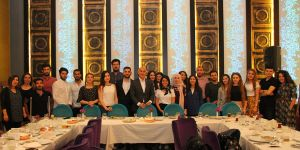 Kalyoncu'nun öğrencileri Avrupa'da