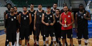 Gaziantep Basketbol finalde kaybetti 100 – 86