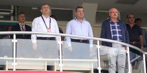 Settar Konukoğlu temsil etti