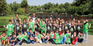 Okul kampları başladı