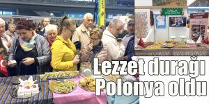 Lezzet durağı Polonya oldu