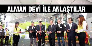 ALMAN DEVİ CLAAS TÜRKİYE PAZARINDALAR