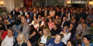 CHP'nin tanıtım toplantısında bir partili, kalp krizi geçirdi