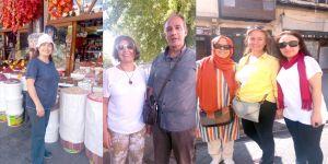 Gaziantep'e turist akını