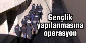 Operasyonda 6 kişi gözaltına alındı