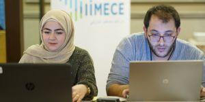 Suriyelilere iş fikri oluşturma eğitimi