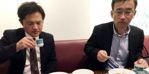 'Menengiç Kahvesi' Japonya'da tanıtıldı