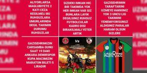 Gazişehir'de taraftar öfkesi