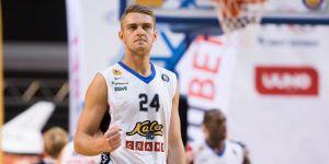 Rolands Freimanis Gaziantep Basketbol'da