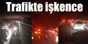 Trafikte işkence