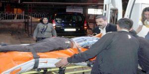 İslahiye'de kalaşnikoflu cinayet