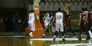 Gaziantep basketbol üçlük fakiri oldu