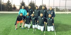 Turkcell Ampute Futbol Liginde sezon başlıyor