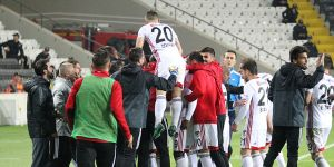 Gazişehir Avrupa sıralamasına girdi