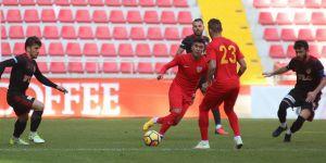Gazişehir Kayseri'de kaybetti 2 – 1