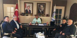 Erdoğan'dan, Başkan Vural'a ziyaret