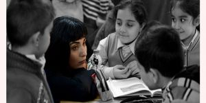 Suriyeli çocuklar için buluştular
