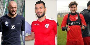 Eski oyuncular Gaziantepspor'a karşı