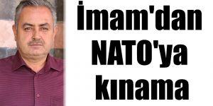 İmam'dan NATO'ya kınama