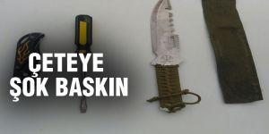 Gaziantep'te hırsızlık olaylarına 5 gözaltı