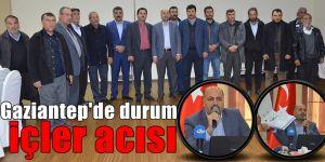 Gaziantep'de durum içler acısı